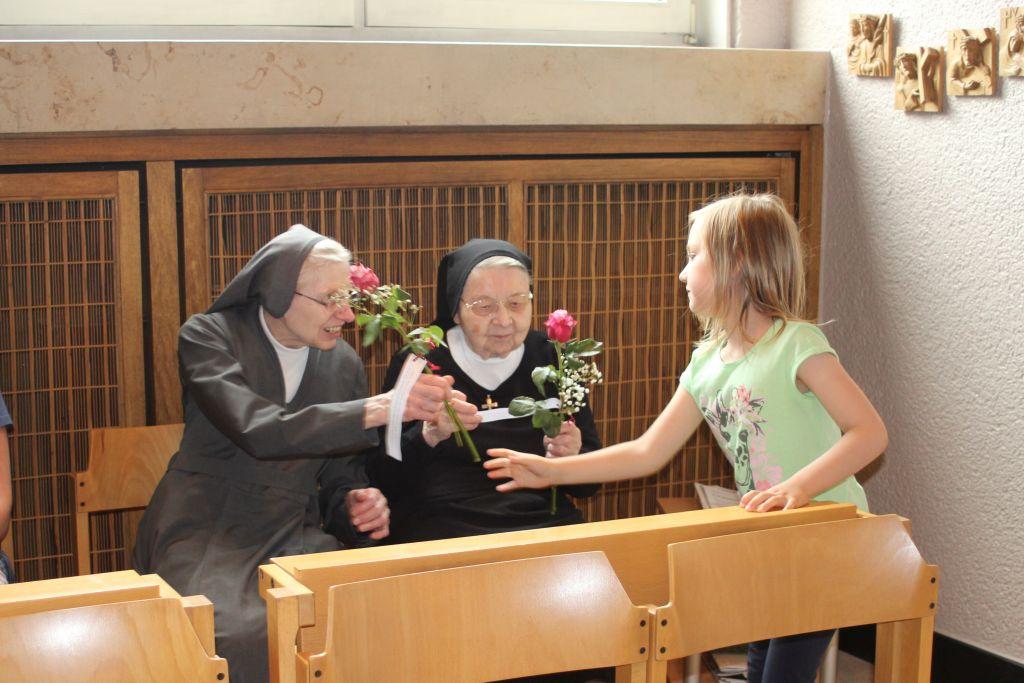 Projektwoche in Essen-Borbeck - Don Bosco Schwestern