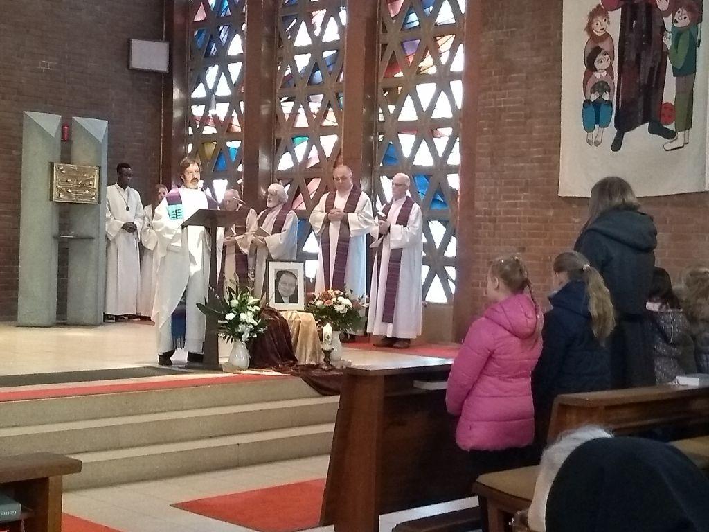 Dankgottesdienst für Schwester Bernardine - Don Bosco Schwestern